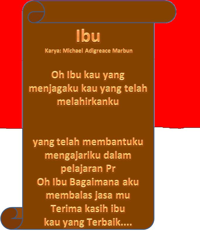 Kumpulan Puisi Ekskul TIK SD Yos Sudarso Purwakarta